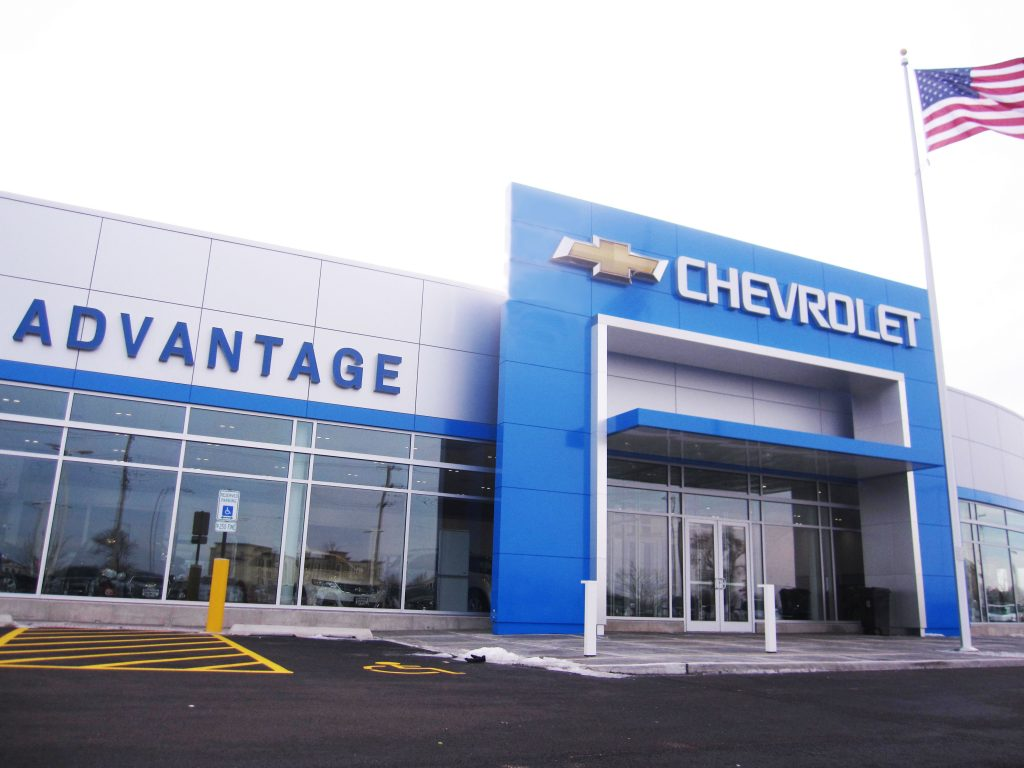 Advantage Chevrolet