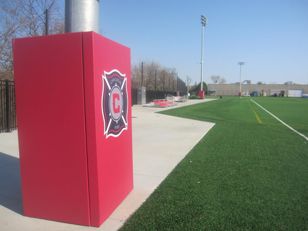 The Private Bank Fire Pitch Soccer Center