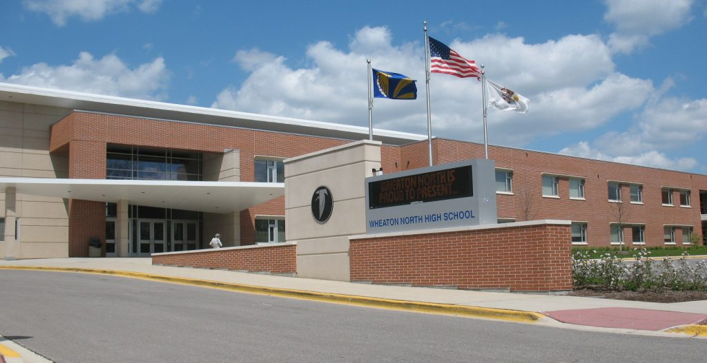 Wheaton North High School